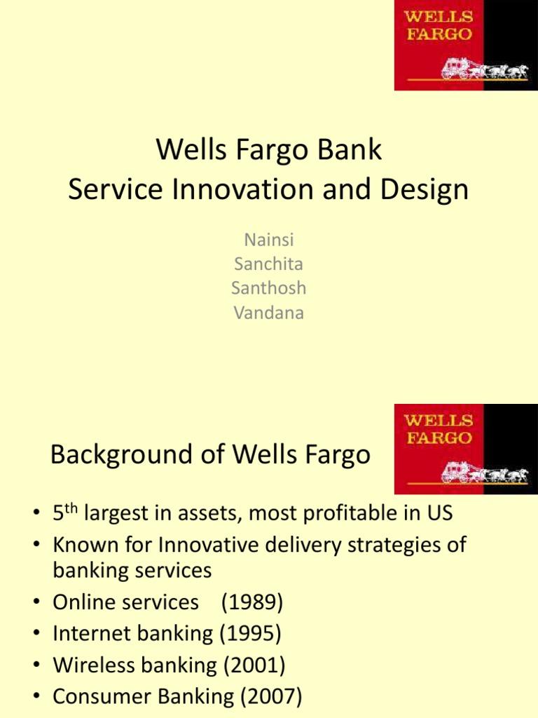 Wells Fargo Bank   Online Banking   Banks