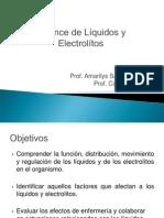 Clase 13 Balance de Liquidos y Electrolitos