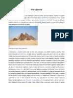 Arta egipteană
