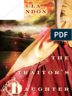 THE TRAITOR'S DAUGHTER by Paula Brandon, Excerpt