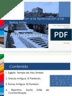 Analisis de obras Arquitectónicas