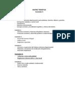 Comisión 5, propuesta de estatuto autonómico de Cochabamba, cuadro compartativo