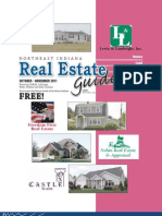 Northeast Indiana Real Estate Guide - October 2011