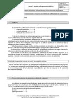 Criterios de Ev. Inglés de Bachillerato