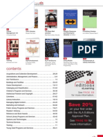 Editions Catalog Fall 2011