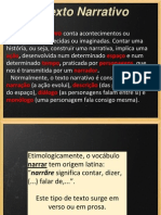 Categorias da narrativa