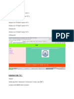 HTML File- Frames