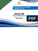 DS Asas 3M Thn 2 M Pembelajaran