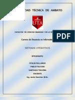 Manuales de Configuracion de Nuestra Pc