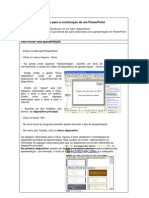 Guião PowerPoint
