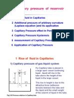 3.3 Capillary Pressure
