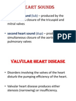 Heart Sounds.dr Geethappt