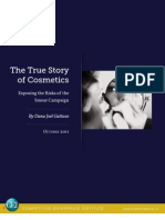 Dana Joel Gattuso - The True Story of Cosmetics