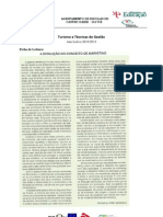 Ficha de Leitura - A Evolução do Conceito de Marketing