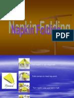 Lipatan Napkin