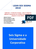 Lean Six Sigma Lideranca Ago2011