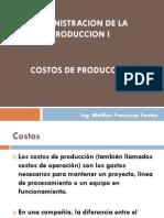Costos de Producción 2