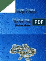 Results Semi-Final United Europe Contest