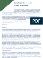 7180384 Developpement Personnel Confiance en Soi