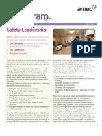 AMEC August 2011 Safety Gram
