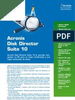 Disk Director Suite Datasheet.es