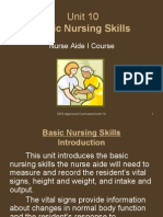 Basic Nursing Skills