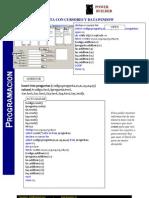 Powerbuilder-consultas Con Cursores y Data Windows