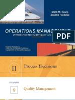 Slide Manajemen Operasi (Chapter 09)