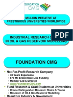 Foundation CMG Overview Sept 2011
