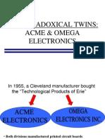 Acme & Omega