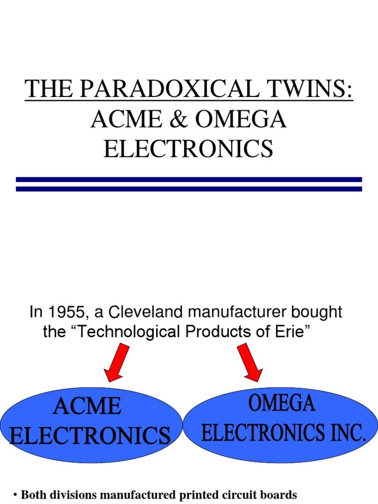 omega electronics inc