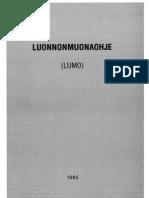0 - Finnish Army Survival Manual Luonnonmuonaohje Lmalumo Finland Army 1985