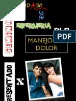ENFERMERIA manejo del  Dolorppt