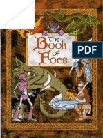 Avalon Hill Lords of Creation Book of Foes Part01