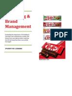 Leveraging the Kit Kat Brand