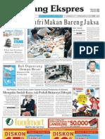 Koran Padang Ekspres | Jumat, 14 Oktober 2011