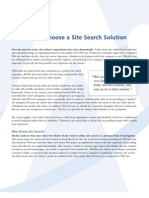 ChooseSiteSearch
