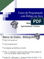 Apresentação Banco de Dados