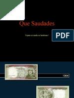 NOTAS PORTUGUESAS ANTIGAS