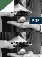 Motor Insurance..