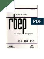 Revista de esudos pedagógicos (Alba etc)