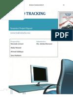 Trafco Tracking