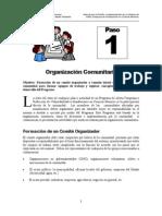 organizacion comunitaria