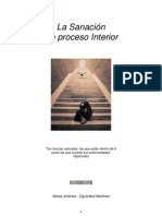 La Sanacion Un Proceso Interior