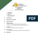 PSG Senate Agenda 08-27-2011