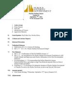 PSG Senate Agenda 09-07-2011