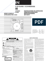 Manual Dn-s1000 En