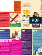 PFLAG Atlanta 2011 Brochure