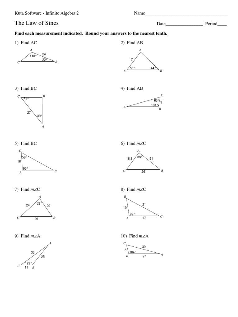 Unusual Kuta Software Answers Infinite Algebra 2 Contemporary ...