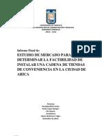 Informe Final Tiendas Conveniencia
